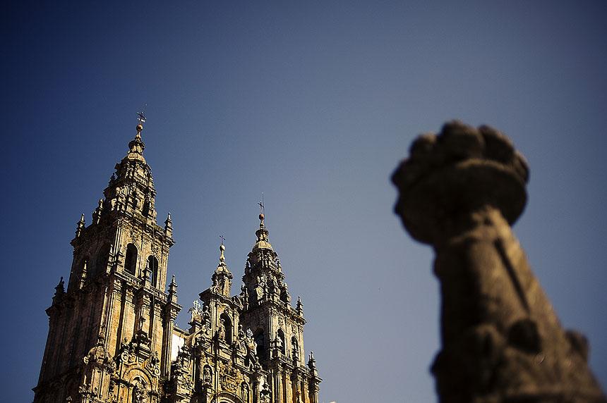 Fotografías de boda en Santiago de Compostela