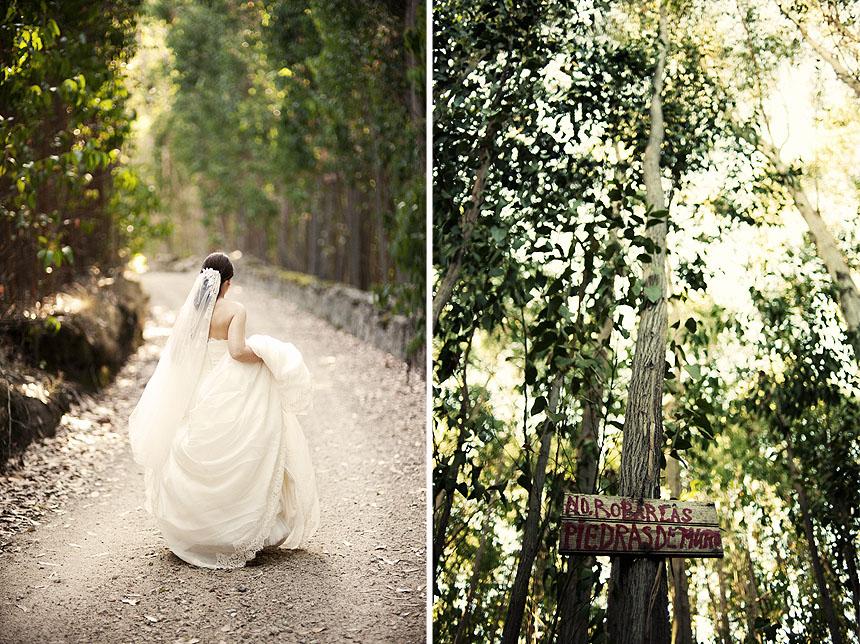 Imágenes de boda realizadas en Ferrol