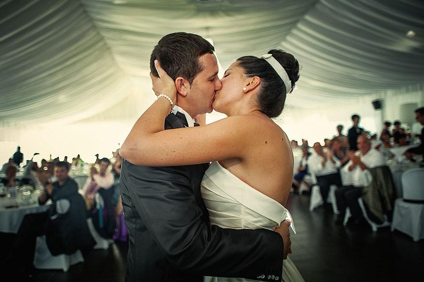 Fotos de boda en la Casa Rural A Ponte de Boimorto