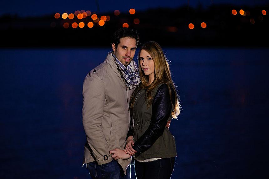 Fotos de preboda en el Pazo de la Merced de Neda