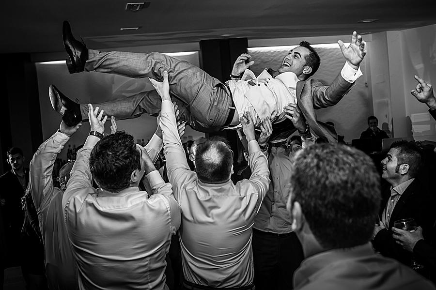 Fotos de boda en el Pazo de San Fernando-44