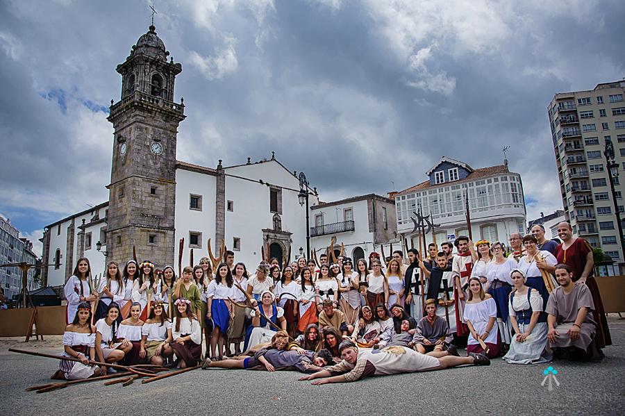 Fotos Feria Medieval de Betanzos 2016-31