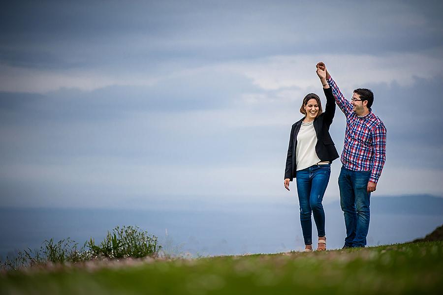 Fotos de preboda en Monte de San Pedro de A Coruña-13