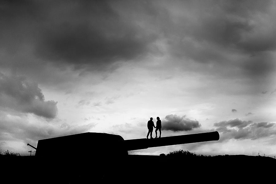 Fotos de preboda en Monte de San Pedro de A Coruña-25