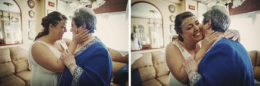 Reportaje fotográfico de boda en el Hotel Fragas do Eume