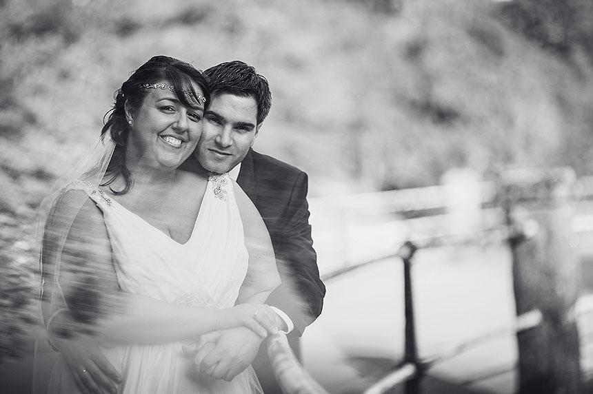 Reportaje fotográfico de boda realizado en el Hotel Fragas do Eume de Ferrol