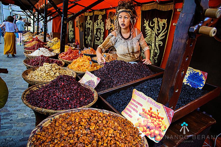 Fotos Feria Medieval de Betanzos 2016-07