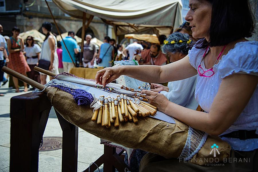 Fotos Feria Medieval de Betanzos 2016-17