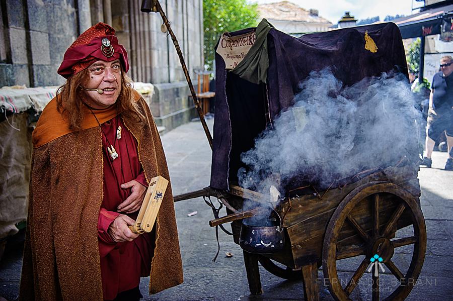 Fotos Feria Medieval de Betanzos 2016-22